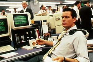 Computers were new trading instruments in 1987 -- and many blamed them for the crash