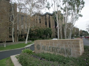 Allergan is the latest company to be bought in a banner year for M & As