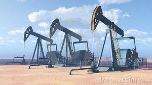oil-derricks