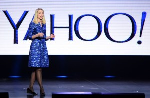 Yahoo CEO Marissa Mayer (from Fortune)
